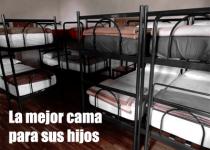 La mejor cama para sus hijos